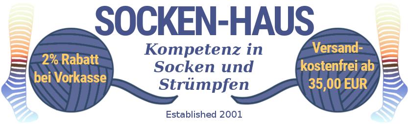 Socken-Haus Sockenshop | Socken Shop | Strumpfshop