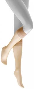 HUDSON Damenkniestrumpf SOFT 15 (3 Paar)