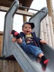 Kinderzehensocken Teufelchen mit roten Zehen