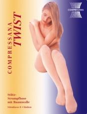 Compressana TWIST Unisex-Strumpfhose