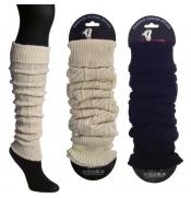Trachtenstulpen - Legwarmers mit Schafwolle