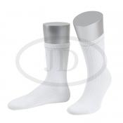 JD OP-Socken mit Rippe - Arztsocken