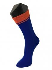 LINDNER® Colour - Royalblau Glutorange