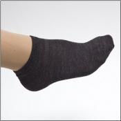 Compressana Inshoe-Socken Kurzschaft mit Wolle