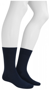 HUDSON Herrensocken RELAX COTTON (3 Paar)