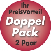 GoWell MED Soft Baumwolle (Doppelpack)