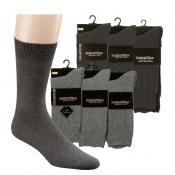 Business-Socken mit Kaschmirwolle