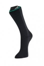 Personalisierbare Organic Cotton Socken, schwarz