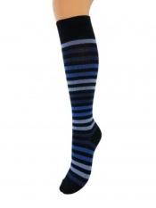 LINDNER® Reisestrümpfe / Stützstrümpfe Stripe