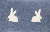 LINDNER® Angora Fusswärmer Rabbit