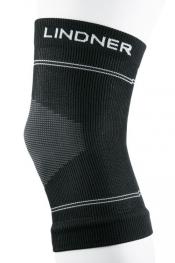 LINDNER® Kniebandage schwarz/weiß