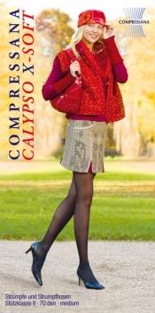 Compressana Calypso Xsoft 70 den Strumpfhose