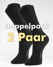 LINDNER® Silversoft® - Doppelpack Diabetikersocken / Neurodermitikersocken