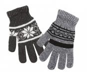 Handschuhe Norweger-Dessin