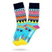 Unabux bunte Socken